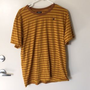 Men's Hurley Striped Tee
